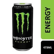 monster energy can green. Wonderful Can RedMart Monster Energy Drink 0  Inside Can Green R