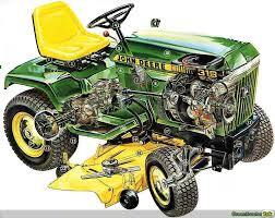 john deere vintage john deere techtalk the source for john jd 318 cut away the john deere lawn