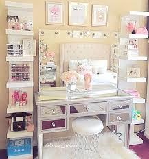 girls bedroom vanity. these 22 magnificent makeup stations will inspire you girls bedroom vanity