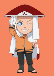 Bộ sưu tập ảnh Naruto Chibi dễ thương cute lạc lối
