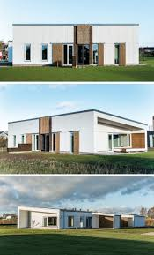 19 Examples Of Modern Scandinavian House Designs | Wood, bricks, and white  siding have