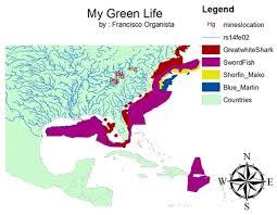 Mercury Levels In Fish Chart Maps Charts Mercury Levels In Fish