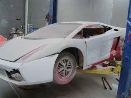 lamborghini gallardo kit car