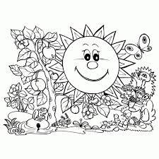 Lente Kleurplaten Lammetjes Kleurplaat Vor Kinderen 2019