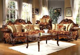 Traditional Living Room Set Traditional Italian Living Room Sets
