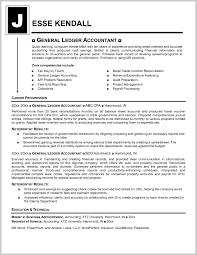 General Ledger Accountant Resume Sample Elegant General Ledger Accountant Resume Sample 24 Resume 1