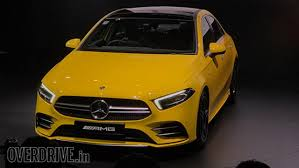 The a 220 fwd sedan has turbo power energy that will upgrade your daily commutes. Mercedes Benz Cla Skoda Octavia Mk To Volvo S6 Upcoming Sedans Expected To Launch In 2020 Technology News Firstpost