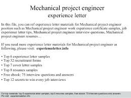 sample resume of experienced mechanical engineer interview questions and  answers free download and file mechanical project