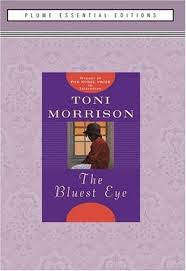 the bluest eye by toni morrison the bluest eye