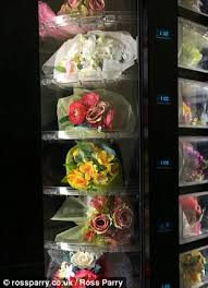 Flower Vending Machine For Sale Cool Hospital Installs UK's First Silk Flower Vending Machine To Get