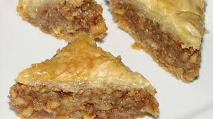 Image result for baklava