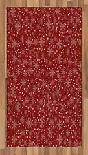 geometric christmas area rug decorative flat woven accent home decor 2 sizes christmas area rugs t26