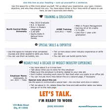 The Muse Resume 24 Free Microsoft Word Resume Templates The Muse Within All Free 1