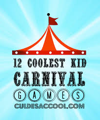 Wooden Carnival Games 100 Coolest Kid Carnival Games 47