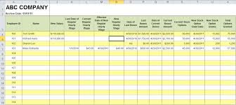 Free Excel Templates For Payroll, Sales Commission, Expense Reports ...