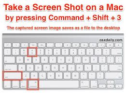 Screen Capture Mac How To Print Screen On A Mac Osxdaily