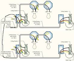 wiring diagram 3 way switch 2 lights the wiring diagram two 3way switches same power source eletrical wiring diagram