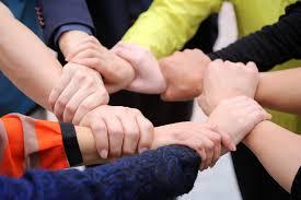 Resultado de imagen de team hands join