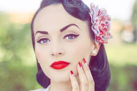 40s makeup 40s style hair and makeup 5 hour 40s style makeover