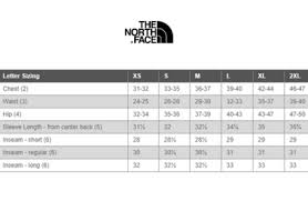 Wholesale Womens North Face Denali Size Chart 318d1 A9a95