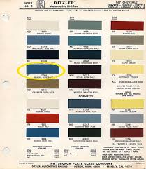 Chevy Stock Chart Chevy Blue Color Codes Get Rid Of Wiring Diagram Problem