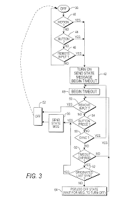 patent us lighting control system and three way occupancy patent drawing