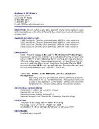 Objective Example Resume Resume Objective Example Examples Hospitality Management Samp Sevte 31