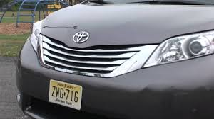 2011 Toyota Sienna Limited AWD - Drive Time Review - YouTube