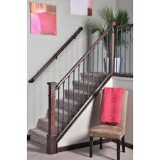 inspirations cozy handrail brackets home depot for your staircase design dogfederationofnewyork org