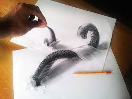how to draw 3d drawing pencil 19 best 3d drawings images on 3d drawings pencil