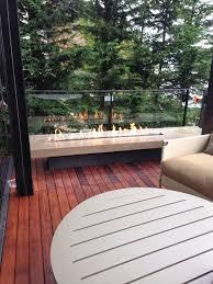 acucraft blaze custom gas indoor outdoor fireplace acucraft indoor outdoor linear custom gas burner