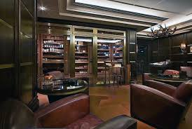 Masculine Cigar Room Cool Man Cave Ideas