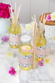 surprise your friends this valentine s day with homemade vanilla rose reed diffusers these diy diffusers