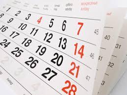 Calendar Events Igic