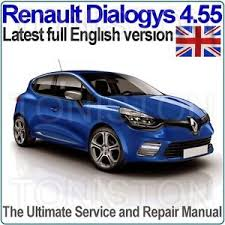 renault dialogys v4 55 2016 workshop manual and epc english only image is loading renault dialogys v4 55 2016 workshop manual and