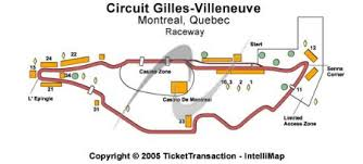 F1 Montreal Seating Chart Circuit Gilles Villeneuve Tickets And Circuit Gilles