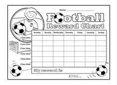 Download And Print This Special Reward Chart Which Can Be