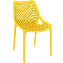stackable plastic chairs. Air Chair Stackable Plastic Cafe Chairs