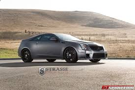 matte grey cadillac cts v s10 strasse forged wheels gtspirit matte grey cadillac cts v s10 strasse forged wheels