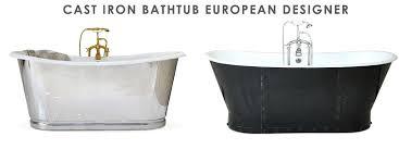 iron cast bathtub cast iron baths cast iron clawfoot bathtub weight