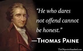 Common Sense Thomas Paine Quotes