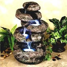 diy tabletop water fountain