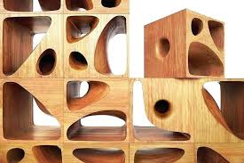wooden cubes furniture. Contemporary Furniture Wooden Cubes Furniture Cube 6 Clever Wood Transforms Into Six  Design Of  Intended Wooden Cubes Furniture E