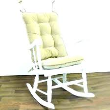 indoor wooden rocking chairs for s indoor outdoor rocking chair cushion set closing out sets pad