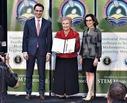 Zaida Morales-Martínez wins mentoring award