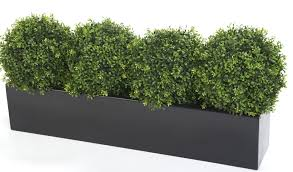 Artificial Window Window Box With Artificial Box Plants