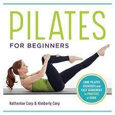 beginners core pilates exercises
