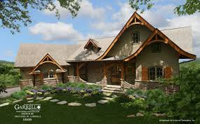cottage style house plans. Hot Springs Cottage House Plan - Gable Style Plans N