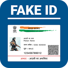 Android Suhail » Fake App Aadhar Maker Technical Card For