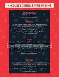 New Year Menu 03 Festive Menu New Years Eve 31st Steakhouse In Ho Chi